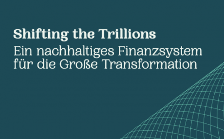 Shifting the trillions
